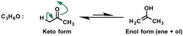 Figure 6. Tautomerism